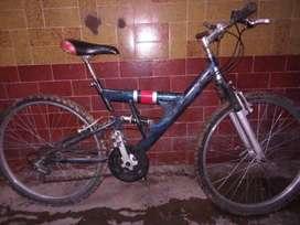 Bicicleta Doble Suspensión R26
