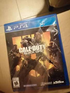 Vendo Call of Duty Black ops 4