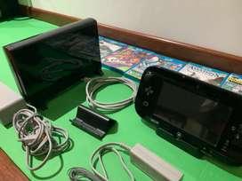 Wii U deluxe edition con juegos originales