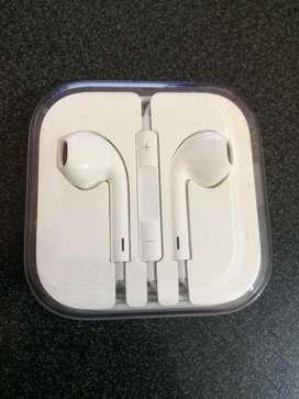 Audifonos Apple Originales Jack 3.5 iPhone ipod ipad Android