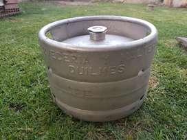 Barril de cerveza 20 litros