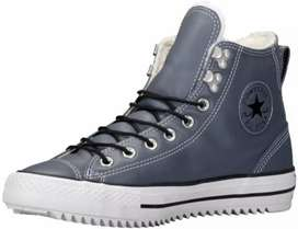 All star. Chuck Taylor de cuero