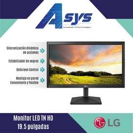 Monitor LED 19.5 pulgadas LG