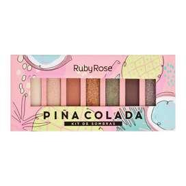 paleta de sombras piña colada Ruby Rose