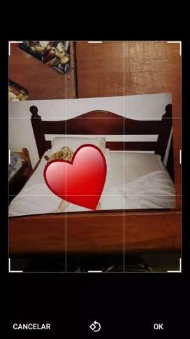 Juego de dormitorio ALGARROBO