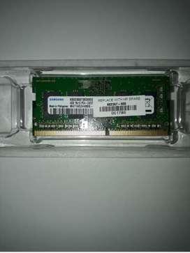 Memoria Ram ddr4 de 4GB