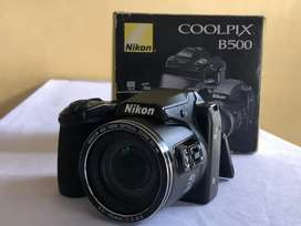 Nikon Coolplix B500 Cámara Bridge 16Mplx Full HD