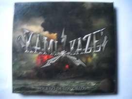 kamikaze dueño de los cielos cd sellado