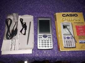 Calculadora Casio Classpad 300 Plus