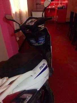 Vendo moto Italika