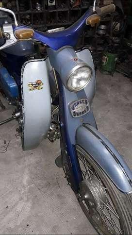 Honda cub 50 1959