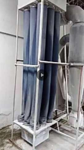 VENDO EQUIPO RECUPERADOR DE PINTURA ELECTROSTATICA EN POLV O