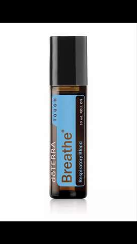 Breathe Touch ( roll on) Terapéutico 100% natural
