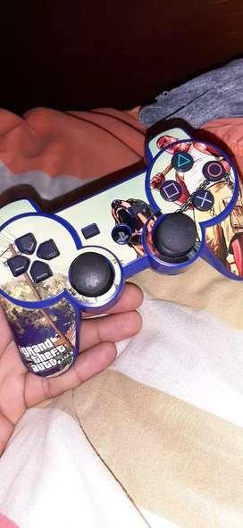 Vendo control play 3 personalizado se gta v