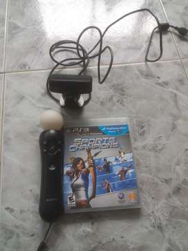 Kit Ps Move Ps3