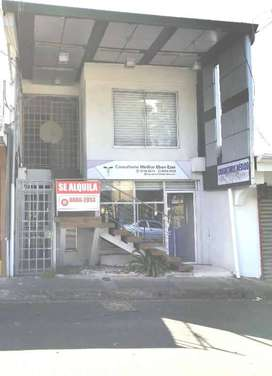 SE ALQUILA LOCAL COMERCIAL 1er piso 70 m2