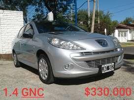 Vendo Peugeot 207 GNC