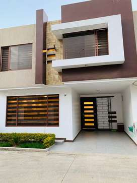 Casa en venta Condominio Florencia, sector Ricaurte