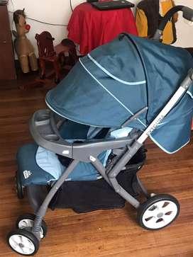 Infanti Coche Travel System Extoura