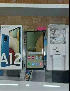 Samsung a12 64gb nuevos acepto tarjetas