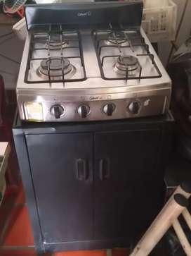 Cocina a gas Continental