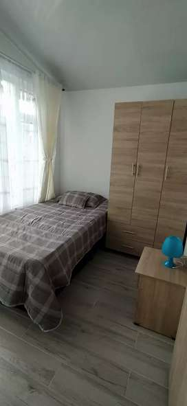 Habitaciones amobladas para persona sola