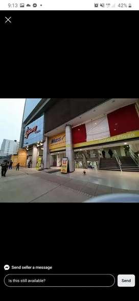 Vendo tienda en centro comercial galaxy plaza en chorrillos