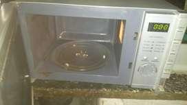 Vendo microondas sanyo