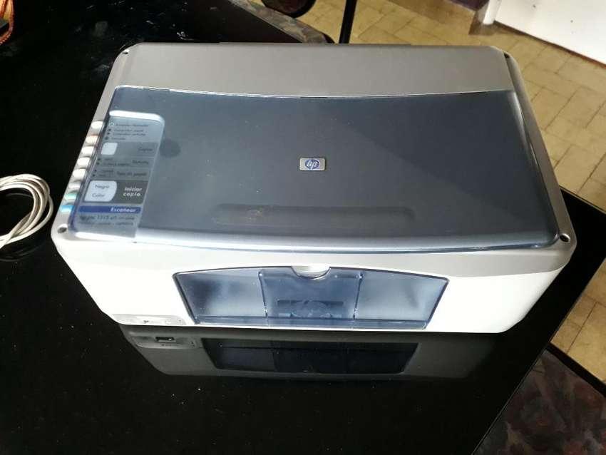 Impresora Hp Multifunción 0