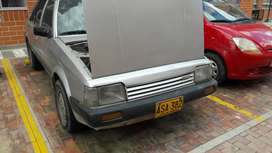 Mazda 323 original japonés