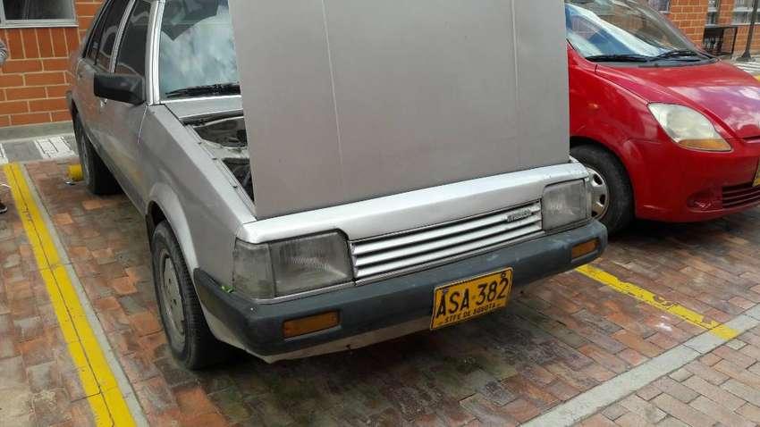 Mazda 323 original japonés 0