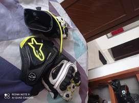 Vendo guantes caña larga Alpinestars