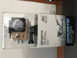 Action Cam 4k/ Webcam