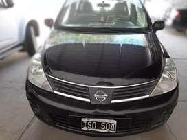 Nissan tiida 1.8 visia 114 mil kms reales