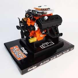 Motor a Escala de Colección Dodge 426 Liberty Classics