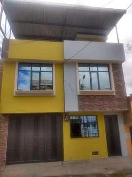 Vendo casa con 2 apartamentos independientes
