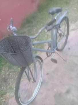 Muy buena bici de mujer