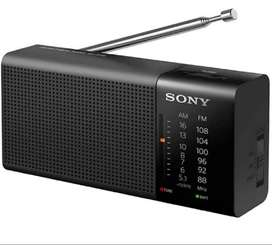 Radio Sony Portatil Am / Fm Icf-p36
