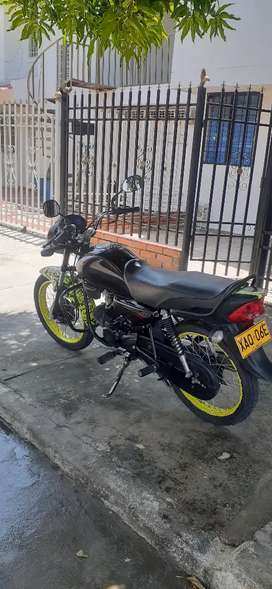 Vendo hermosa moto como nueva