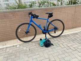 Bicicleta Quick5 Cannondale modelo 2020