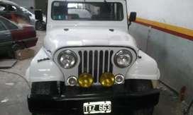 Jeep potro