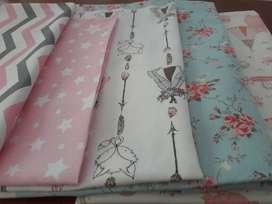 Sabanas para bebes Bed Cotton nuevas colecho ,practicuna, y funcional