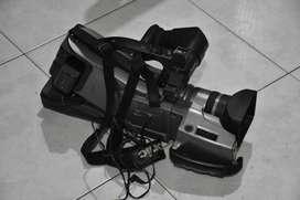 Video cámara Panasonic DVC7 minidivi