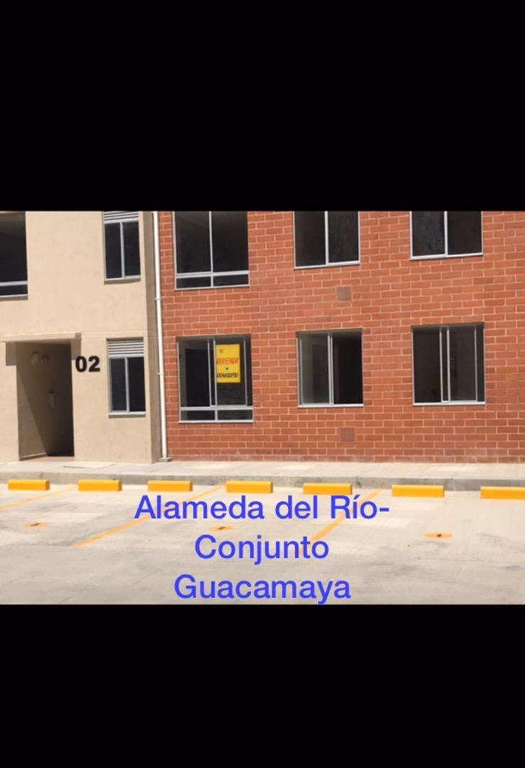 Se arrienda apartamento conjunto guacamaya-Alameda del Rio 0