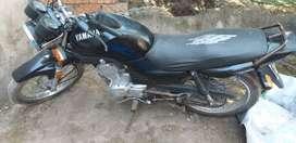 Yamaha YBR 125cc en buen estado