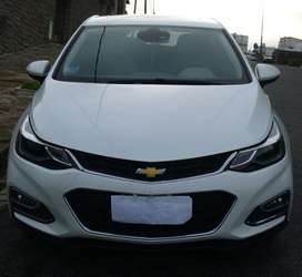 Dueño vende Chevrolet Cruze 5P LTZ Plus+  (el tope de gama).