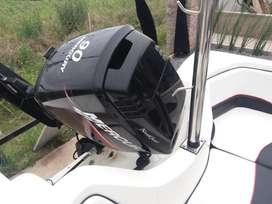 Clases e 165 modelo 2012 motor mercury 90hp con power