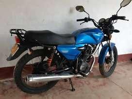 Motocicleta AKT NKDR