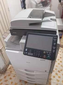 Fotocopiadora digital  láser color