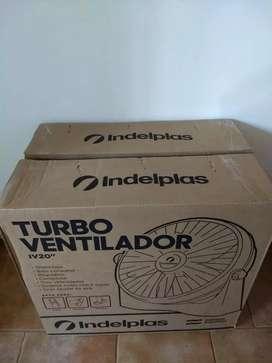 Ventilador Turbo 20 pulgadas Indelplas
